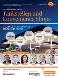 Handel und Wandel in Tankstellen